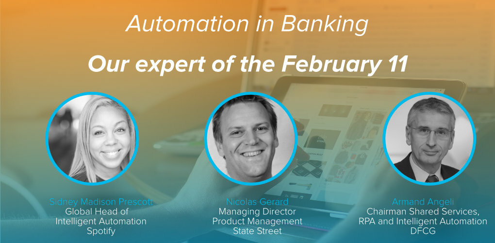 Automation in Banking Ui Path Spotify State Street DFCG our experts