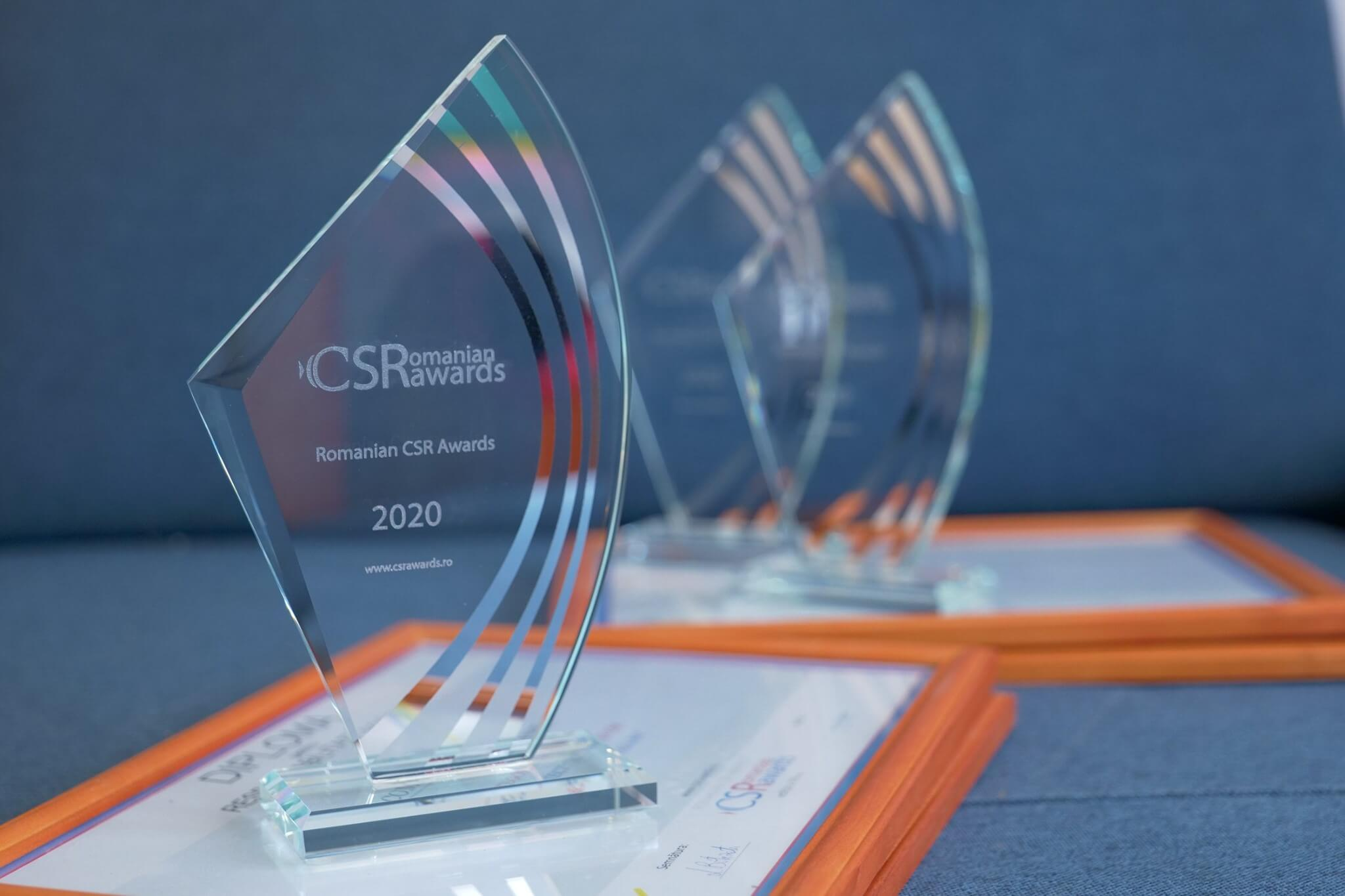 """Fortech wins """"Internal CSR Campaign"""" of the year at the CSR Romanian awards"""