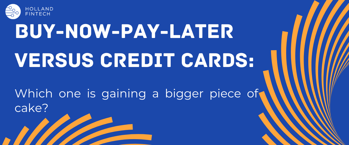 Buy now pay later vs Credit Cards