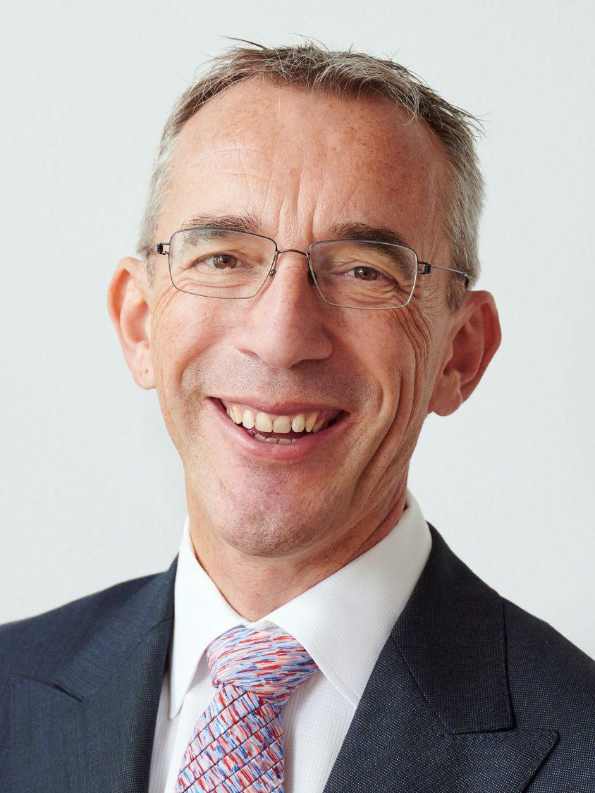 Marcel Prins, COO at APG