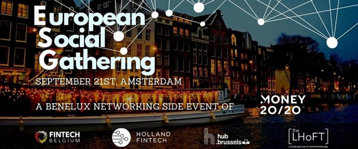 European Social Gathering 4 Fintech