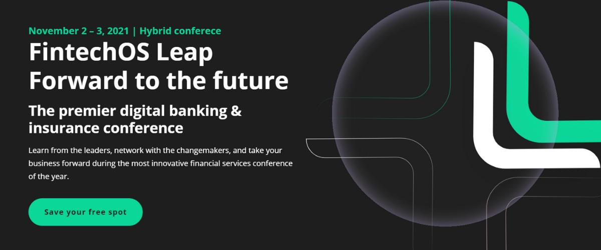 FintechOS Leap Forward to the future