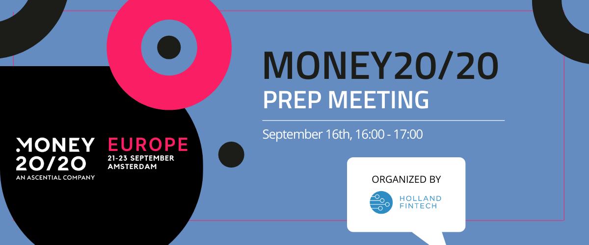 Money20/20 Prep Meeting