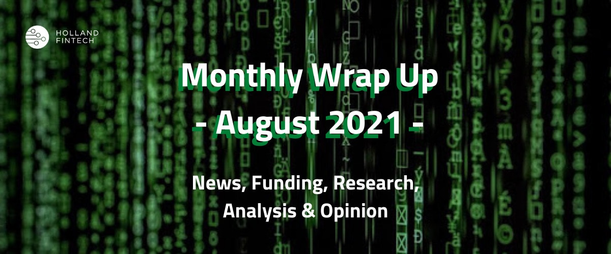 Monthly Wrap Up: August 2021