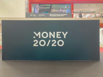Day 1: Money20/20 Reception