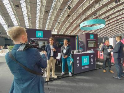 Day 1: Money20/20 Nium & Holland FinTech Interview