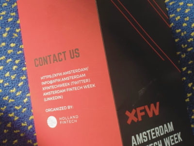 Day 2: Stop by to get your knowledge on XFW!