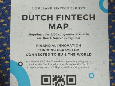 Day 2: Dutch FinTech Map Infographic
